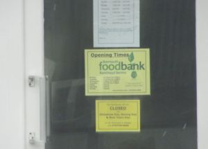 food bank hours