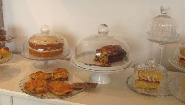 cakes at Freya's